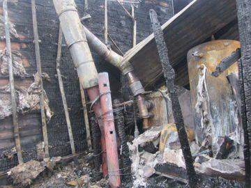 оценка ущерба после пожара ступино